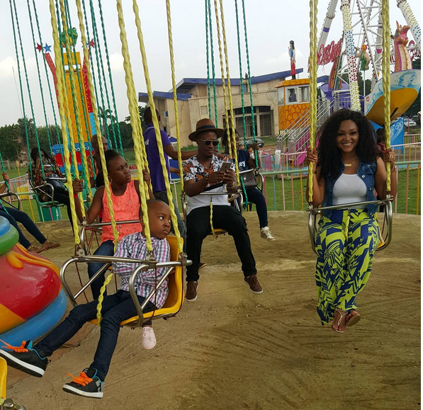 Party No. 2: Fun Photos From Mercy Aigbe's Son's 6th Birthday