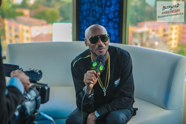 PHOTOS: 2Face Idibia & Fans Arrive Kenya For 'Trip N Treat' Tour