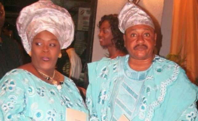 Read Jide Kosoko's Touching Tribute To Late Wife, Actres Henrietta