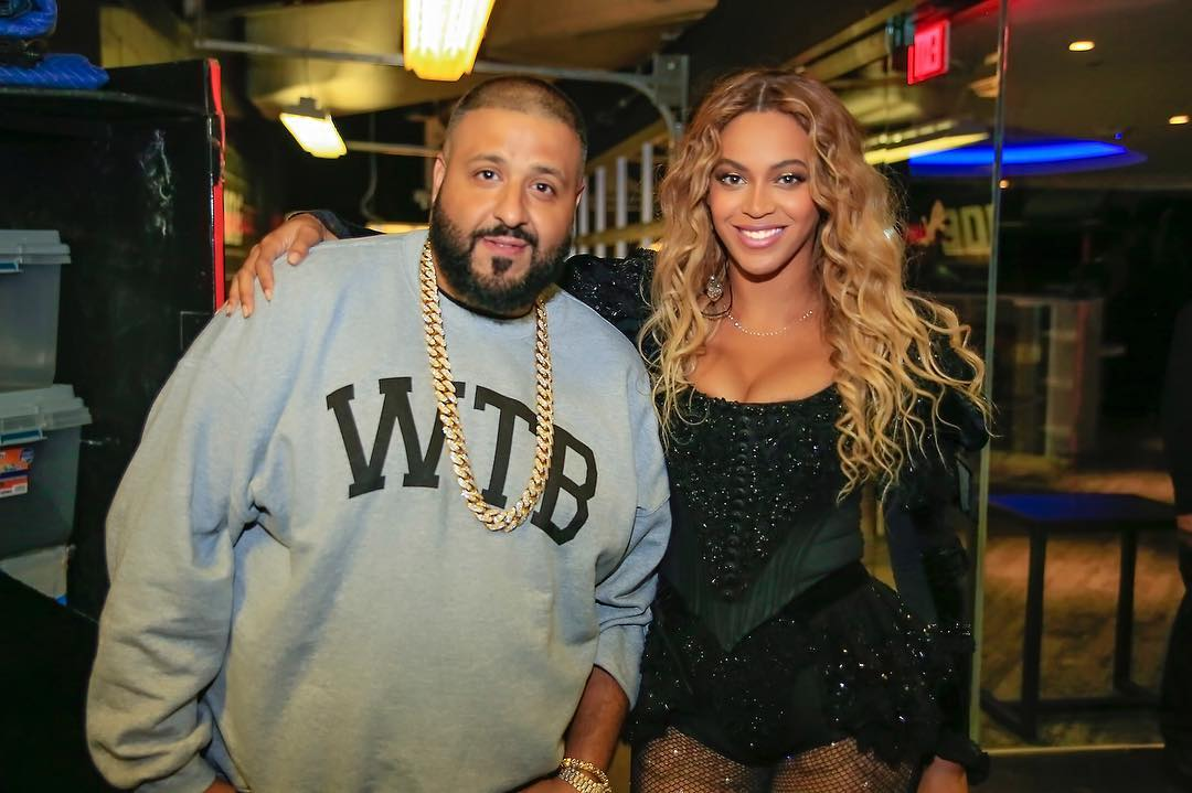 'Thank You Letter To Beyonce' -By DJ Khaled