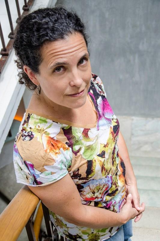 Deborah Billings, vive en Carolina del Sur, Estados Unidos. Activista y académica