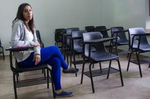 Elba Edith Sánchez Villanueva. Vive en León Guanajuato y es estudiante de enfermería