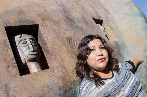 Karina Soto Zarasas. Socióloga integrante de la Asociación Civil Equifonía. Es parte de la red de Articulación Interestatal por el Derecho a Decidir. Es de Xalapa - Veracruz