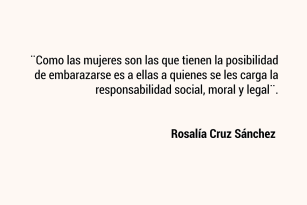Rosalía Cruz Sánchez_