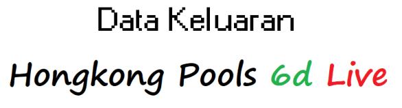 Data Hongkong Pools 6d