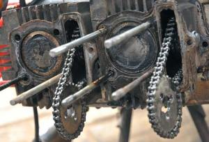 Modifikasi Motor Jadi 2 Silinder  Seputar Motor