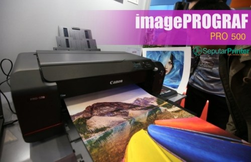 Gambar Printer Canon IMAGEPROGRAF PRO 500 Printer Photo