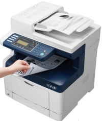 Gambar Printer FUJI XEROX DocuPrint M355 df