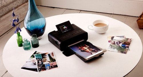 Canon Selphy CP1200 printer-foto