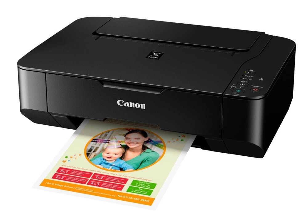 cara memperbaiki printer Canon mp237