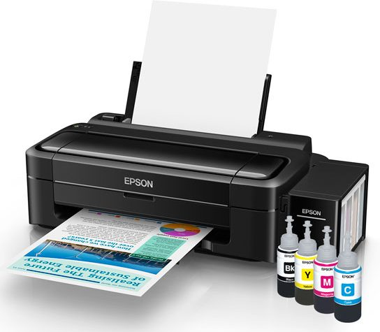 Cara Reset Ink Run Out Printer Epson