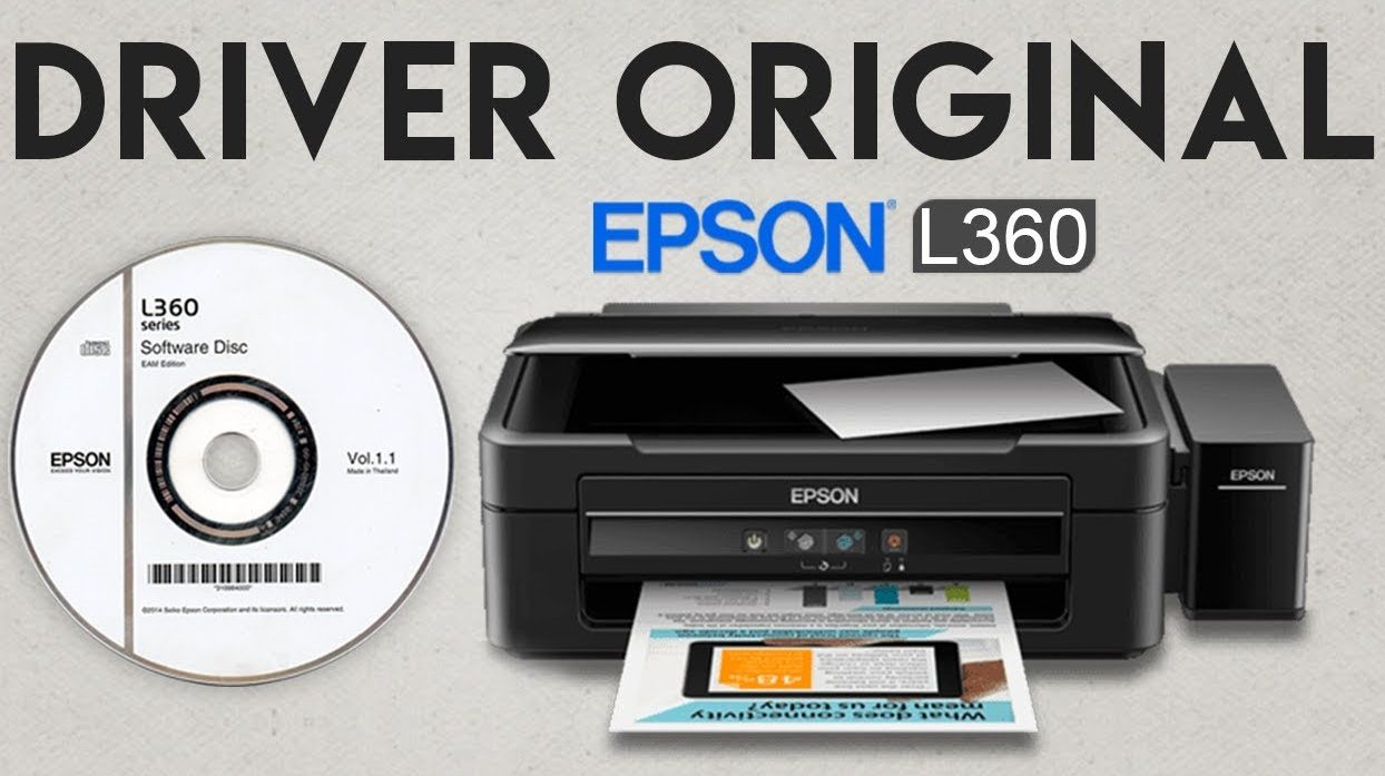 Epson L360 Printer Driver Windows 7 32 Bit