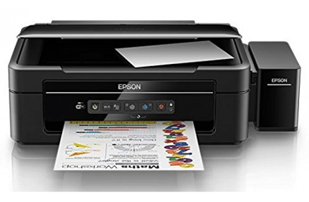 Cara Reset Printer Epson L385