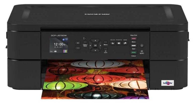 Harga Printer Brother DCP J572DW