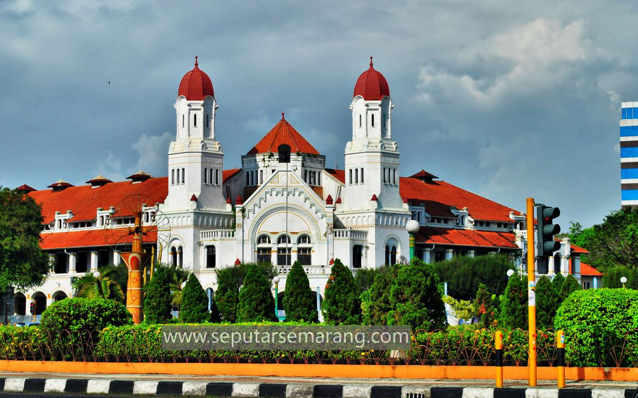Daftar Lengkap 25 Obyek Wisata Di Semarang Yang Terkenal