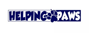 Helping Paws Logo - Proud Sponsors of SEQ K9 Rescie INC - Featured on the SEQ K9 Rescue INC information page