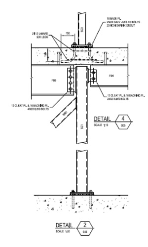 Structural Drafting for Mining, Commercial and Industrial