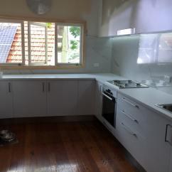 Kitchen Stone Island With Casters Splashback Large Tile - Seq Tiling And Cladding ...