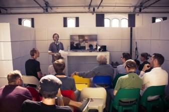 05.09.13 - Workshop im Postbahnhof