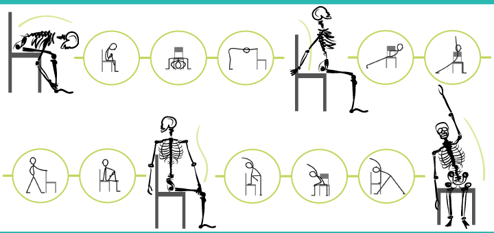 seated chair yoga poses for seniors gray accent chairs with arms a list of basic - sequence wiz