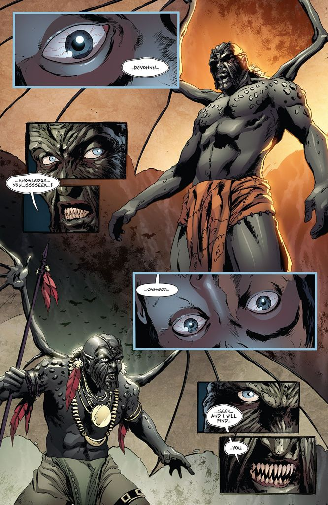 Comic Review: Jeepers Creepers #3 - Sequential Planet