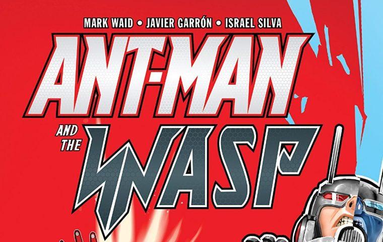ant-man and the wasp #4 comic ile ilgili görsel sonucu