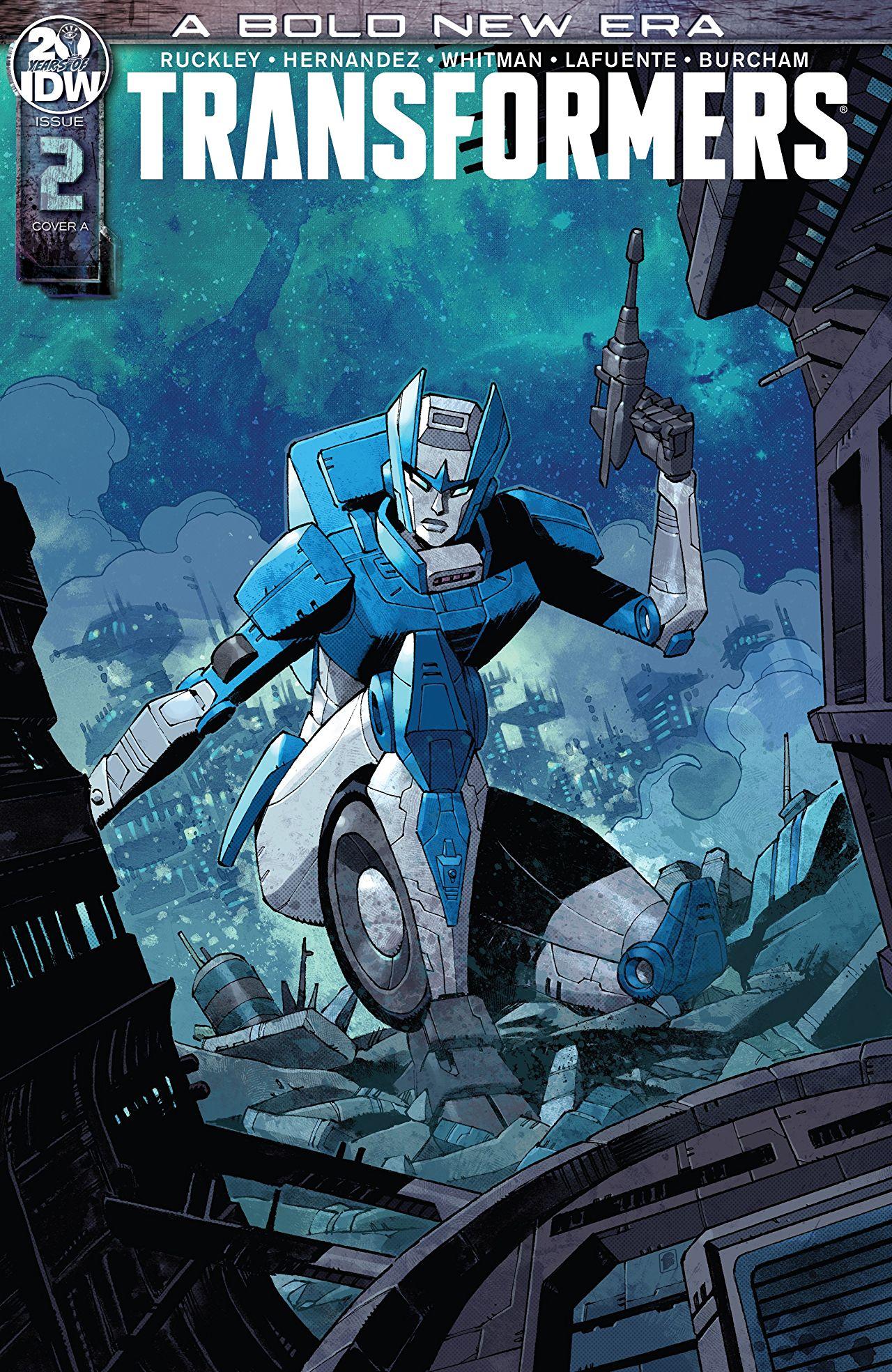 Transformers 2019