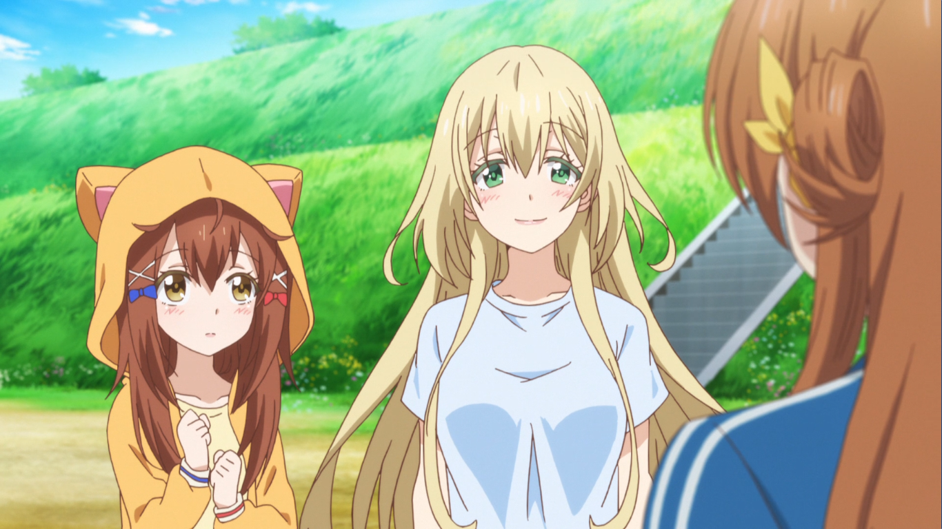 Anime Review Cinderella Nine Episode 1 Sequential Planet