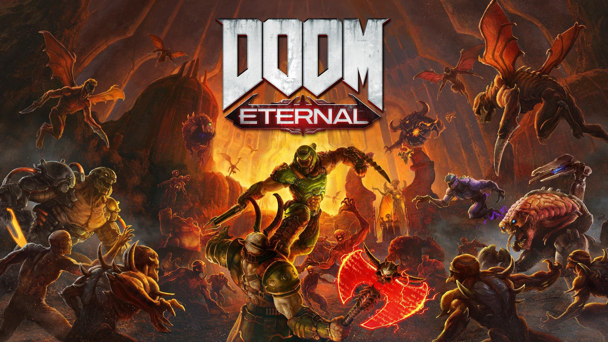 Video Game Review Doom Eternal Sequential Planet