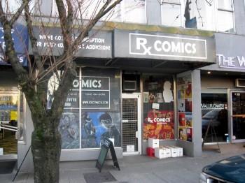 RX Comics!