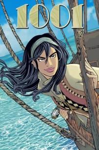 Sanya Anwar's 1001, Issue #2