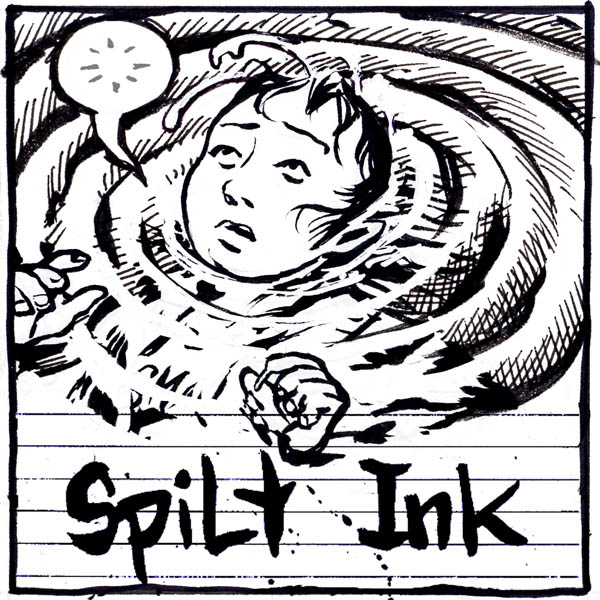 Spilt Ink Comics!