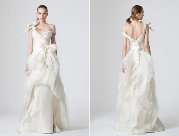 Vera Wang Wedding Gowns