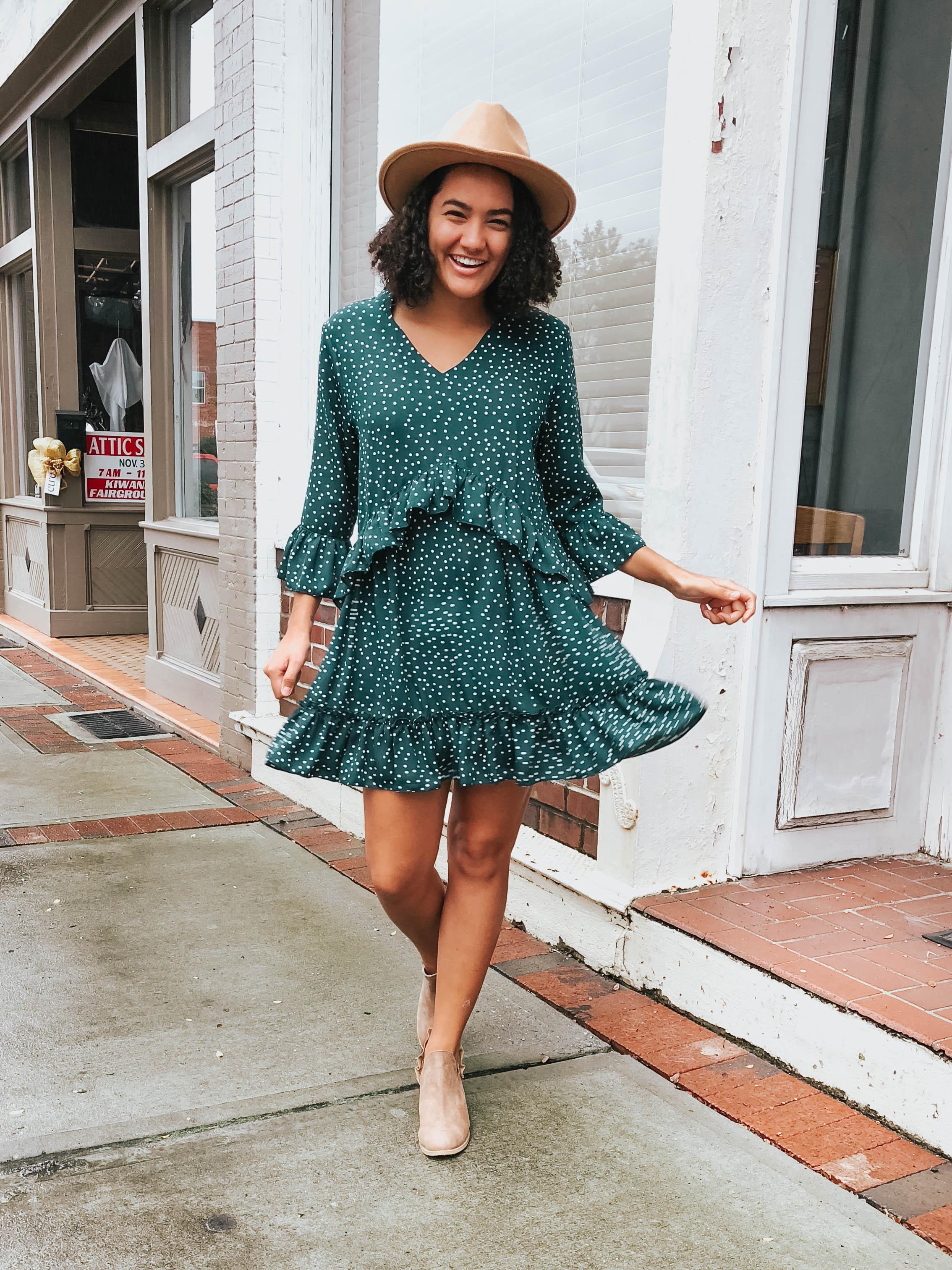 polka-dot-ruffle-dress-amazon-fashion-three