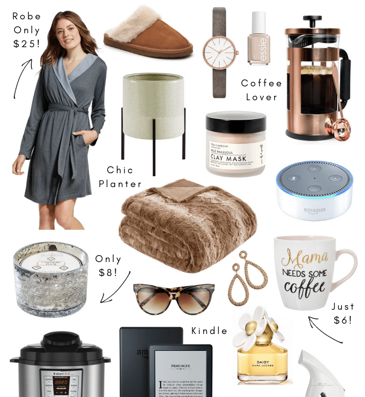 Holiday Gift Guide – Gifts for Mom Under $100