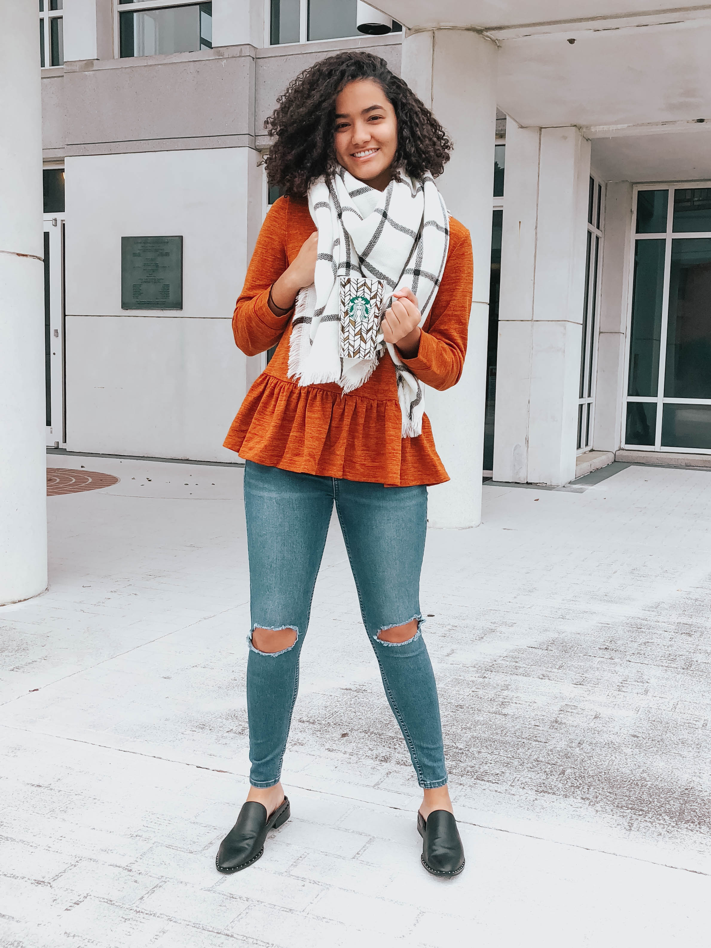 peplum-shirt-four-easy-looks-perfect-for-thanksgiving