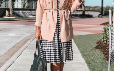 3 Feminine Ways to Style A Blazer