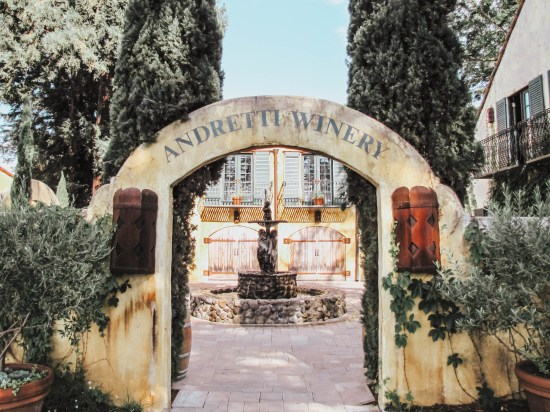 Winery or Brewery Tour Unconventional Date Ideas