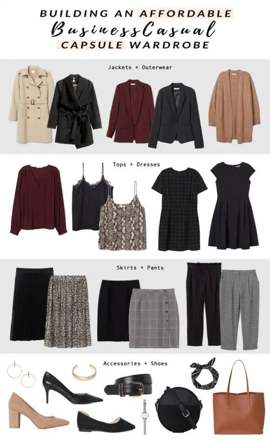 business-casual-capsule-wardrobe
