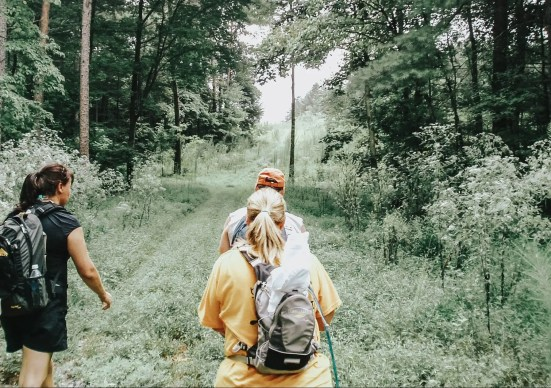 Hiking Unconventional Date Ideas