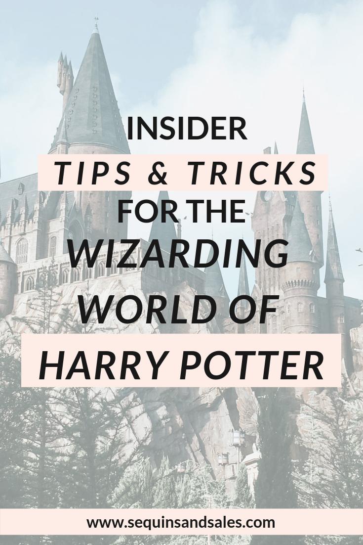 The Wizarding World of Harry Potter Universal Orlando