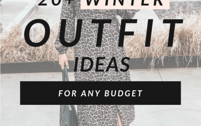 20+ Winter Outfit Ideas