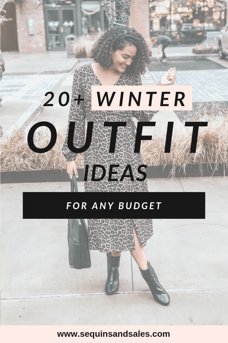 Twenty Eight Winter Outfit Ideas