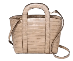 Crocodile Crossbody Bag Spring and Summer Handbags Under Fifty Dollars