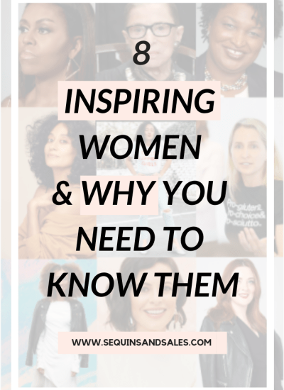 8 Women That Inspire Me Daily