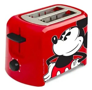 Mickey Mouse Toaster Disney Finds