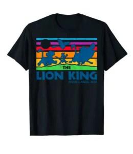 Retro Lion King Shirt Disney Finds