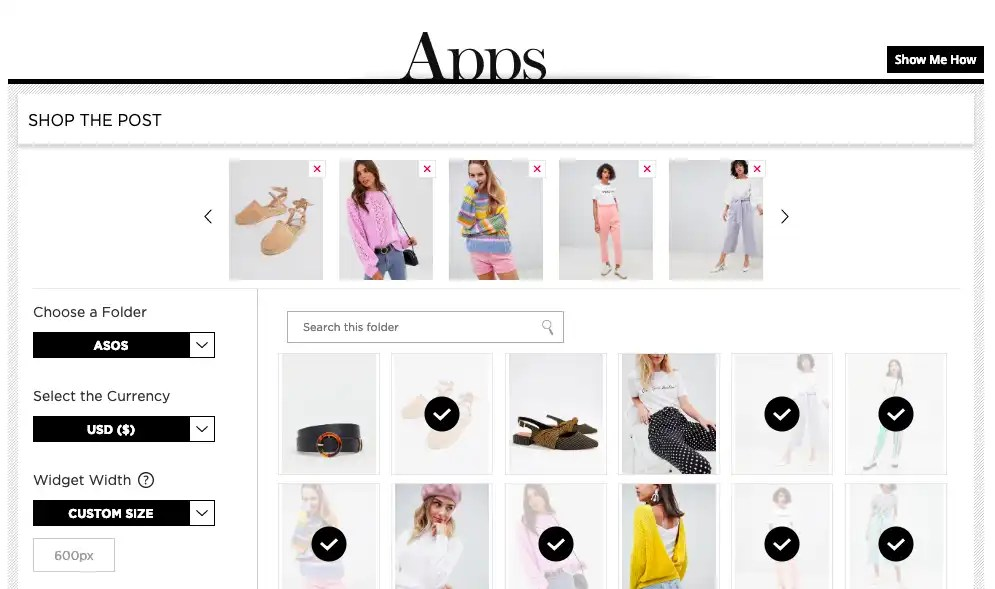 Shop the Post Widget LIKEtoKNOW.it and RewardStyle