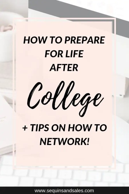 How to Prepare for Life After College Cover Photo
