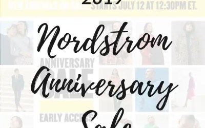 How to Best Prepare for the 2019 Nordstrom Anniversary Sale